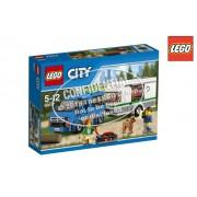 Ghegin Lego City Furgone E Caravan 60117