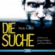 Nick Louth: Die Suche 2 CDs (mp3)