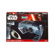 Star Wars - Darth Vader's TIE Fighter makett 3602