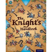 Project X Origins: Brown Book Band, Oxford Level 9: Knights and Castles: The Knight's Handbook by Claire Llewllyn