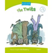 The Twits: Level 4 by Roald Dahl