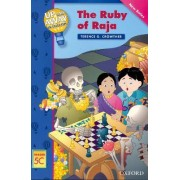 Up and Away Readers: Level 5: The Ruby of Raja: Ruby of Raja Reader 5C by Terence G. Crowther
