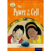 Oxford Reading Tree Read with Biff, Chip and Kipper: Level 11 First Chapter Books: The Power of the Cell by Roderick Hunt
