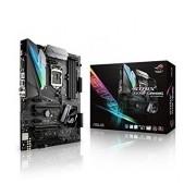 Tarjeta Madre ASUS ATX Rog Strix Z270F Gaming, S-1151, Intel Z270, HDMI, USB 3.0, 64GB DDR4, para Intel