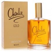 Charlie Gold For Women By Revlon Eau De Toilette Spray 3.3 Oz