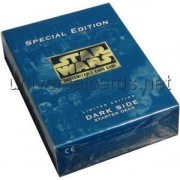 Star Wars Customizable Card Game Special Edition Dark Side Starter Deck Limit...