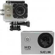 SJCAM SJ4000 sportkamera o eredeti gyártói modell o ezüst színű