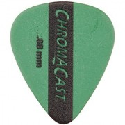 ChromaCast CC-DP-GR-10PK Dura Picks - 10 Pick Pack - Green