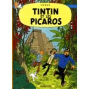 Tintin ET Les Picaros by Herge
