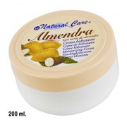 CREMA MANOS ALMENDRA, BELLIPLUS, 200ML.