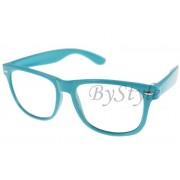 Okulary Wayfarer - błęktine