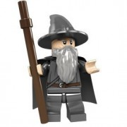 Lego Lord of the Rings Gandalf Minifigure