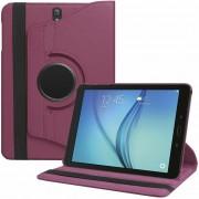 Purple Rotating 360 Case for Samsung Galaxy Tab S3 9.7 T820