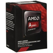 AMD FM2+ A6-7400K Processore 3,5GHz Box, Nero