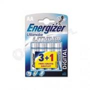 Energizer Lithium 4xAA