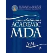 Micul dictionar academic vol I-II