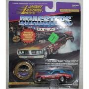 Johnny Lightning Dragsters Usa '72 Chi Town Hustler