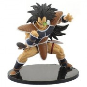 Official DRAGON BALL Z Legend Raditz 16CM Collectible Statue !!