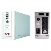UPS APC BK500EI Back-UPS CS stand-by 500VA / 300W 4 conectori C13, (APC)