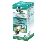 Medicament contra infectiilor fungice, JBL Fungol Plus 250, 200 ml, pt 750 L, 1006300