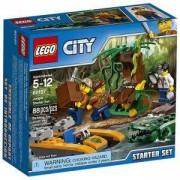 Конструктор ЛЕГО СИТИ - Начален комплект, LEGO City Jungle Explorers, 60157