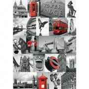 Puzzle Londra, 1000 Piese