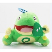"""Pokemon Plush 5"""" / 13cm Politoed Character Doll Stuffed Animals Cute Soft Anime Collection Toy"""