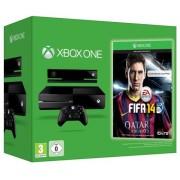 Consola XBOX One cu Kinect + FIFA 14