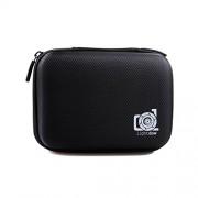 Lightdow Gopro Case Water Resistant Protective EVA Bag Storage Box for Go Pro Hero 4 3 3+ 2 1 Sjcam Sj4000 Sj5000 Sj6000 Wifi (Small)