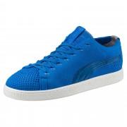 プーマ BASKET EVOKNIT 3D ユニセックス Electric Blue Lemonade-Blue Yonder-Puma White