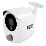 Kguard 1080p camera with smoke detector