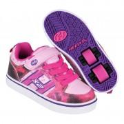 Heelys X2 Bolt Pink/Purple/Space