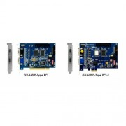 Placa de captura GeoVision GV-650 50 fps 16 canale video / 2 canale audio GV-650/16