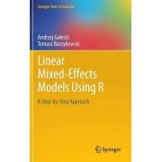 Linear Mixed-effects Models Using R by Andrzej T. Galecki