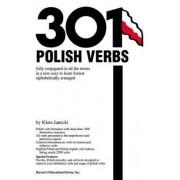 301 Polish Verbs by Klara Janecki