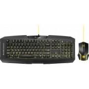 Kit Tastatura+mouse Gaming Sharkoon Shark Zone GK15 USB