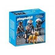 Специален полицейски отряд Playmobil 5565