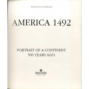 America 1492: Portrait of a Continent Five Hundred Years Ago by Manuel Lucena Salmoral