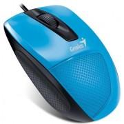 Mouse Genius DX-150X Ergonomic (Albastru)