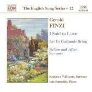G. Finzi - Songs (0747313264421) (1 CD)