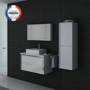 Distribain Meubles salle de bain DIS026-900B blanc