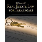 McGraw-Hill's Real Estate Law for Paralegals by McGraw-Hill Education