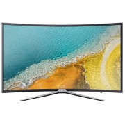 Televizor Smart LED Curbat Samsung 123 cm Full HD 49K6372, Quad Core, WiFi, USB, CI+, Black