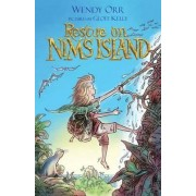 Rescue on Nim's Island by Wendy Orr