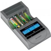 Akkutöltő állomás, Charge Manager 420 Voltcraft CM420 mikro (AAA), ceruza (AA), NiCd, NiMH, igen, 4,