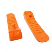 Lego Parts: #630 Classic Brick Separator (Pack Of 2 Orange)