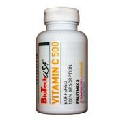 Vitamina C500 BioTech 120tab