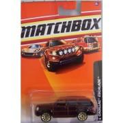Matchbox 2010 Cadillac Escalade # 32/100 VIP, 1:64 Scale Collectible Die Cast Car