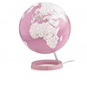 Räthgloben 1917 Globe, light & colour, coral