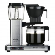 Moccamaster Kaffebryggare Brushed KBG962AO